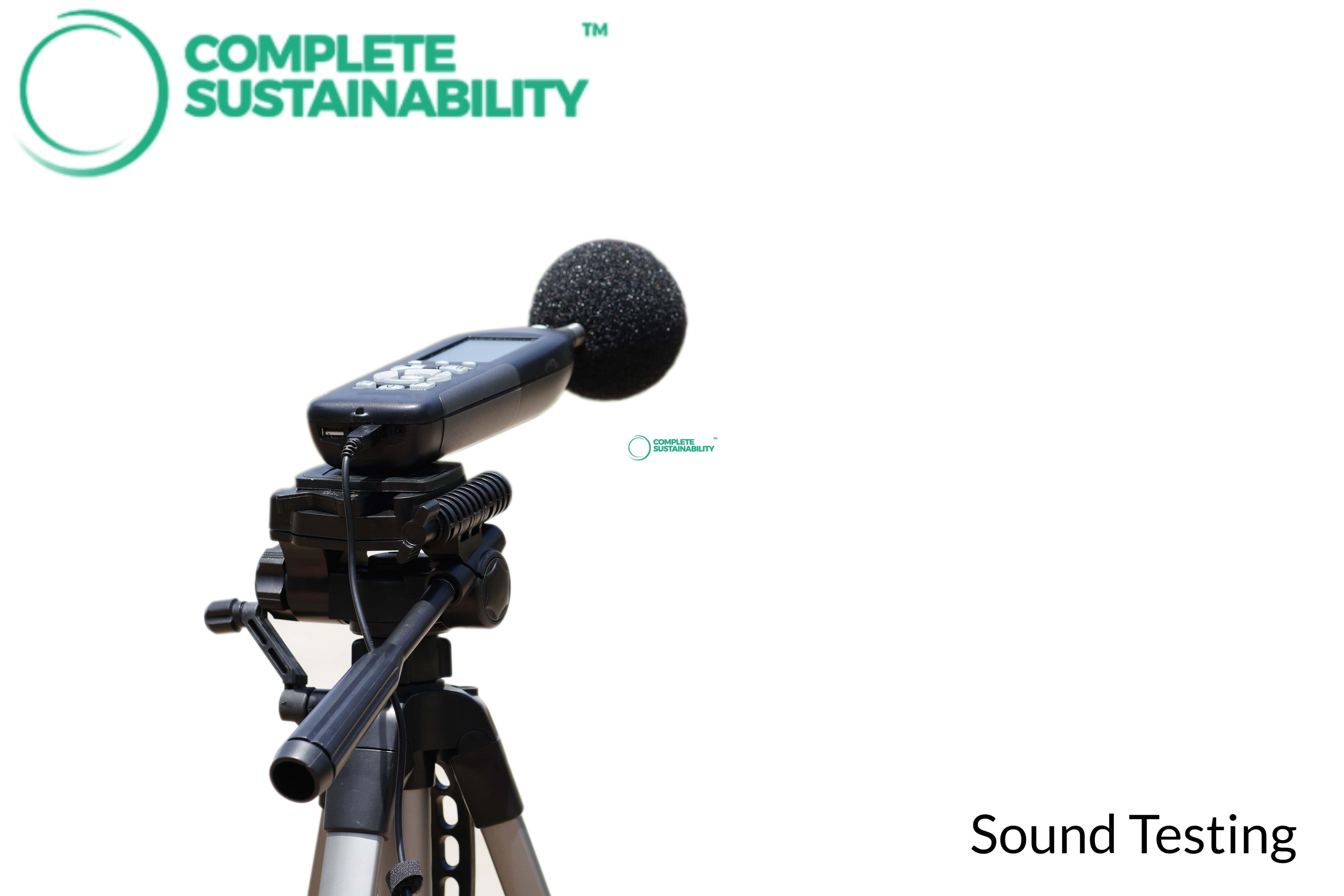 Sound Testing
