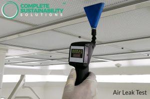 air leak test